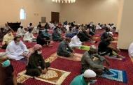 أول صلاة جمعة في مساجد مكة بعد تعليق 3 أشهر