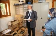 مدير أكاديمية التعليم بمراكش يقوم بزيارة تفقدية لامتحانات البكالوريا بآسفي