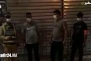 إصابة عدد من التجار بكورونا تُعجّل بإغلاق سوق للقرب بحي بنكيران بطنجة
