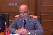 رسالة فوق طاولة الجنرال الوراق تنتظر التأشير