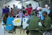 نهاية مهمة المستشفى المغربي بـ