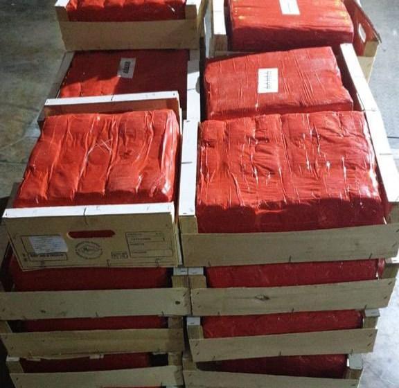 طنجة.. إجهاض عملية للتهريب الدولي للمخدرات وحجز ما مجموعه أحد عشر طنا و440 كيلوغرام من الشيرا