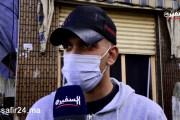 ساكنة الحي المحمدي بكازا.. معارفين والو على لقاح كورونا وبغينا لقاح الفقر