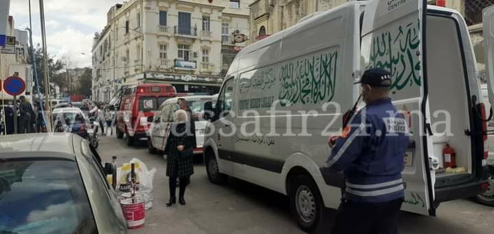 حوادث الانتحار مستمرة في طنجة.. نجل منعش عقاري يلقي بنفسه من الطابق السابع