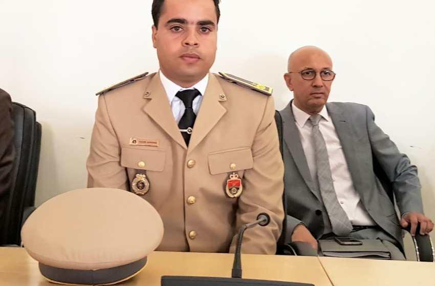 قائد المقاطعة الثانية بسيدي بنور يتوج مساره الدراسي بالحصول على شهادة الدكتوراه