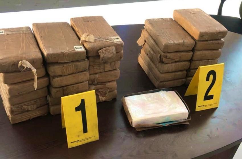 برشيد.. إيقاف شخصين بسبب الاتجار في المخدرات القوية