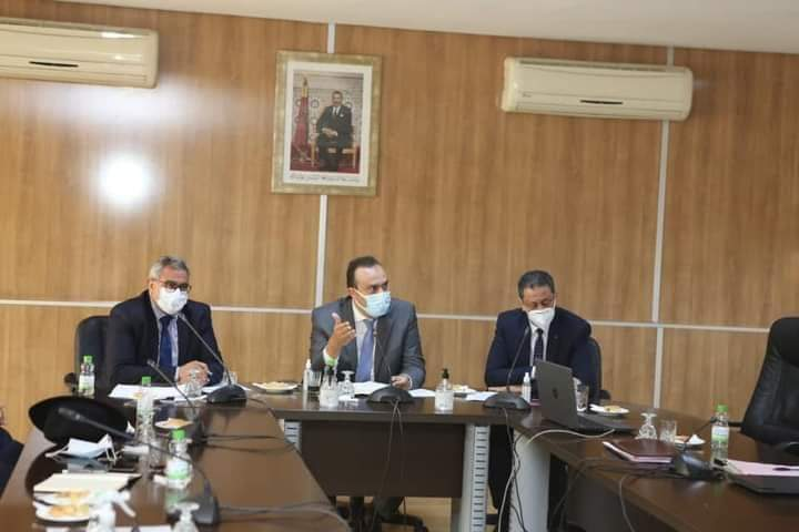 اللجنة الوطنية لتتبع ومواكبة إصلاح منظومة التربية والتكوين تعقد اجتماعها الخامس