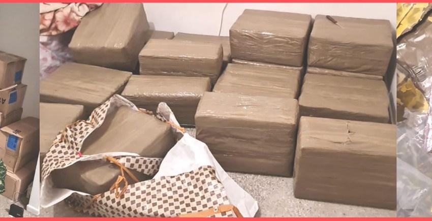 الدار البيضاء .. توقيف ستة أشخاص للاشتباه في ارتباطهم بشبكة إجرامية تنشط في التهريب الدولي للمخدرات والمؤثرات العقلية