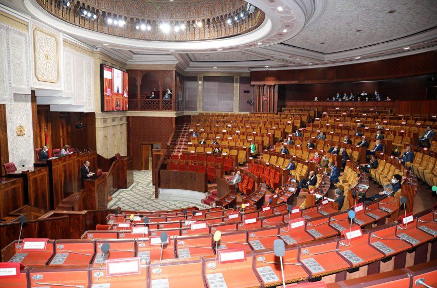مجلس النواب يعقد جلسة عمومية تخصص لتقديم ومناقشة تقرير مجموعة العمل الموضوعاتية حول المنظومة الصحية