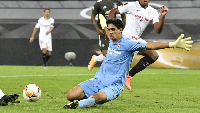 الدوري الأوروبي.. المغربي بونو يقود إشبيلية للنهائي على حساب يونايتد