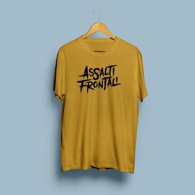 t-shirt assalti frontali