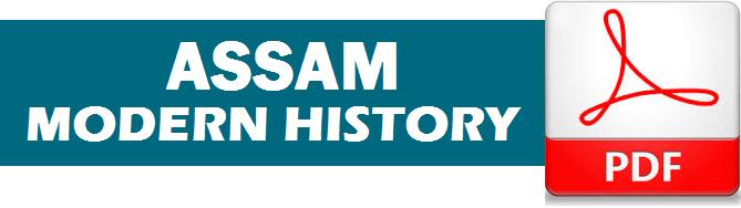 Assam Modern History icon