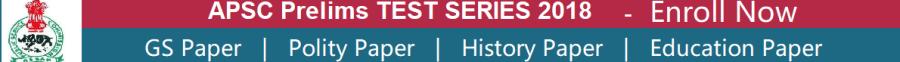 APSC Test Series 2018
