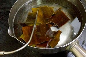 お鍋と昆布