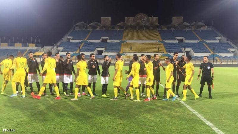 أم الدنيا تقدم أغرب مباراة في تاريخ كرة القدم