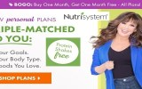 Nutrisystem Special BOGO Offer