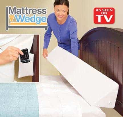 mattress wedge