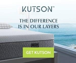 Kutson Mattress in a Box Dual Sided Configuration One of a Kind