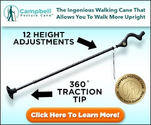 buy campbell posture cane