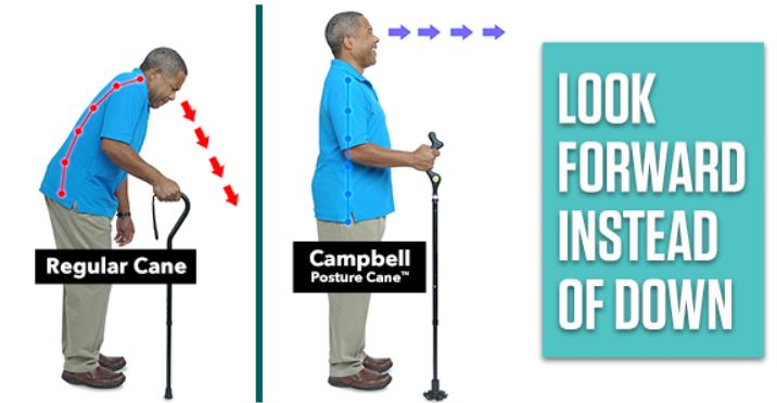 as seen on tv posture cane