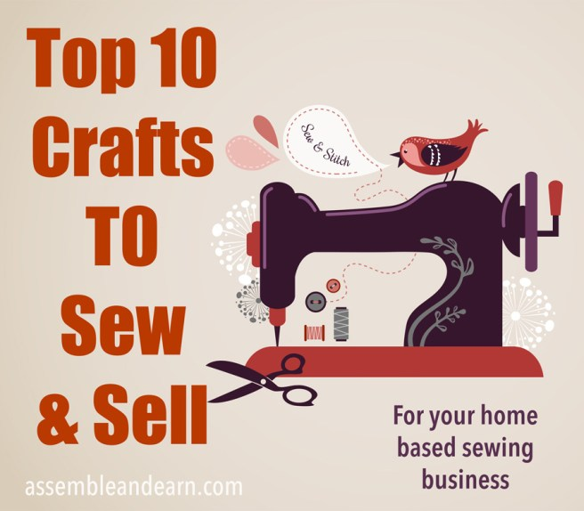 Top 10 sewing crafts