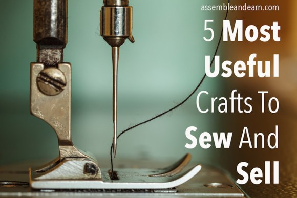 sewing crafts of high utility