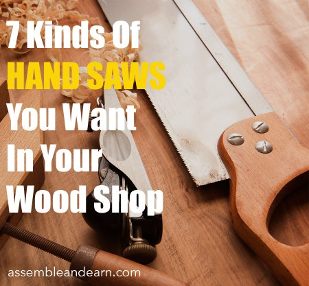 7 hand saws