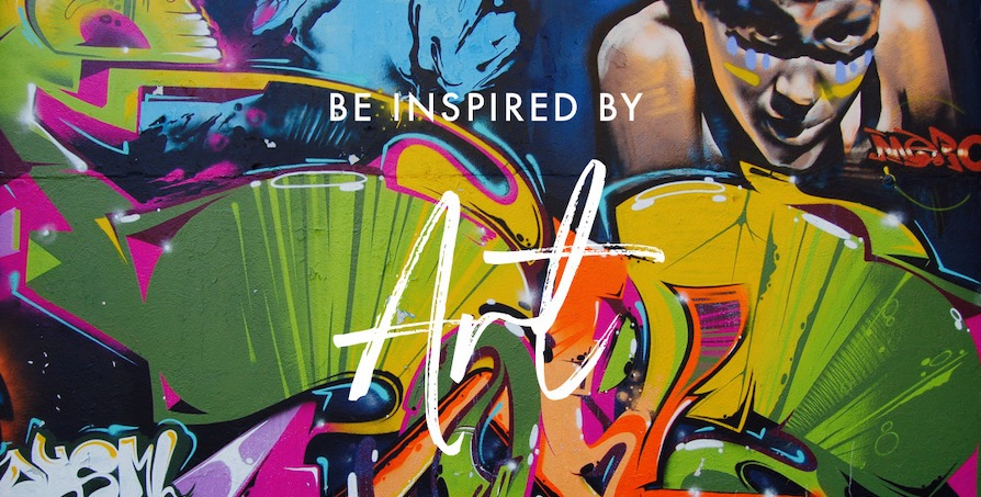 How To Be Inspired By Art At Work And Get Better Results