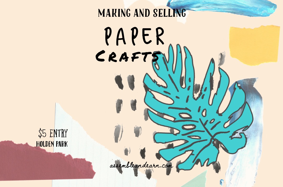 Popular Paper Crafts You Can Make To Sell
