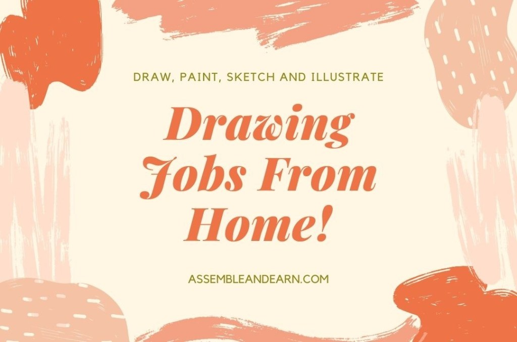 How To Earn With Drawing And Art Jobs Online