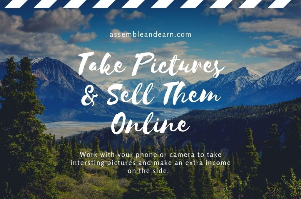 How To Earn Money By Selling Photos And Videos On Stock Photo Sites