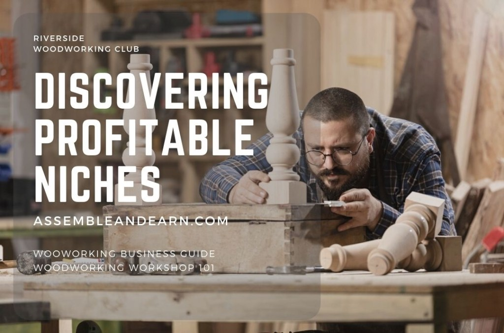 How To Create 'Niche' Best Selling Wood Projects