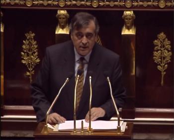 Philippe Seguin © Assemblée nationale