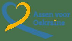 Logo Assen voor Oekraine