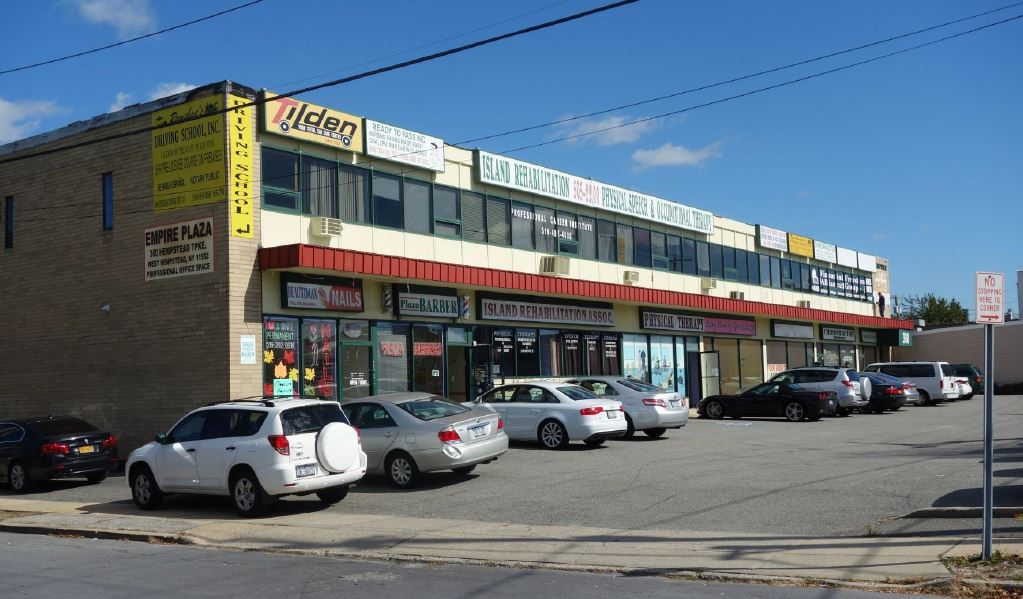 300 Hempstead | Multi-level Retail and Office | West Hempstead, NY