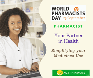 World pharmacist day 2017