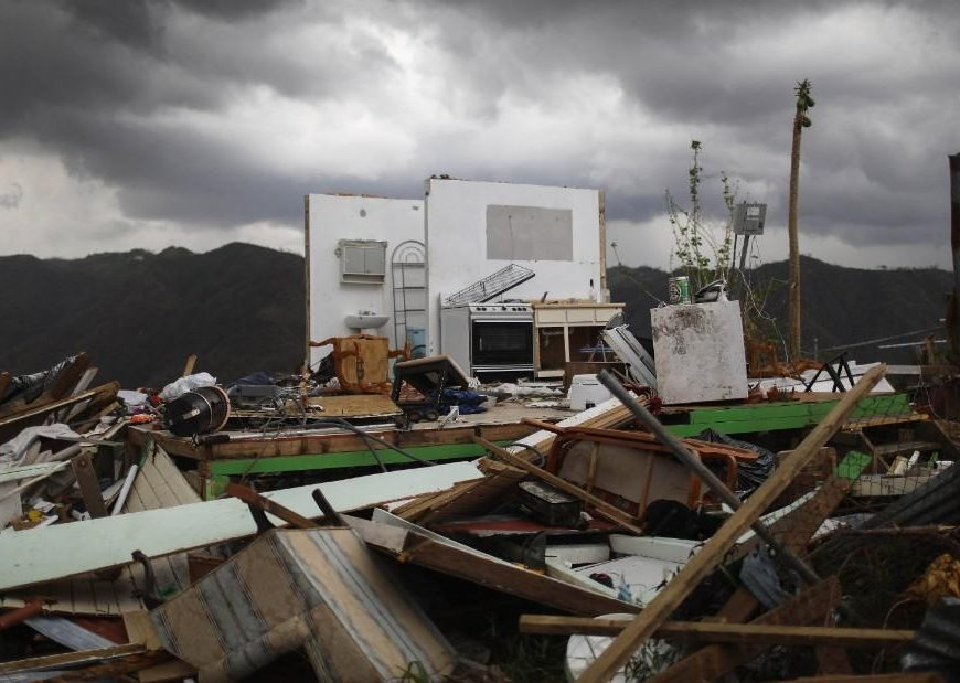 Puerto Rico's hurricane death toll rises to 45