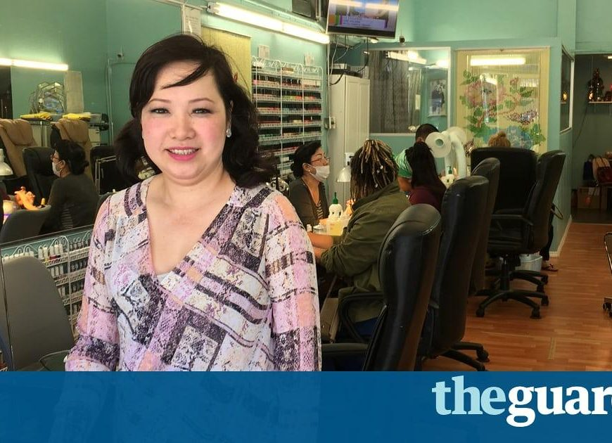 US nail salons: the challenge to protect workers from toxic chemicals