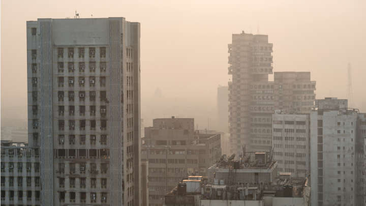 Doctors Announce Public Emergency As Delhi Is Smothered In Smog