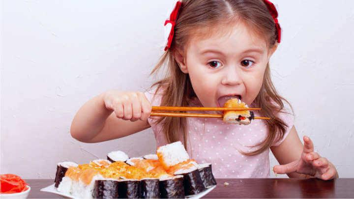 Regularly Eating Fatty Fish Could Ease Childhood Asthma