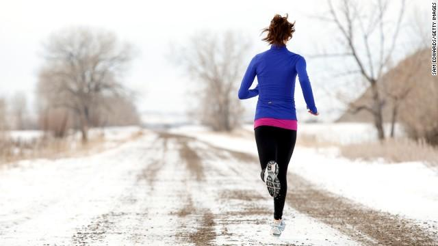Three benefits of (and three precautions about) outdoor winter exercise