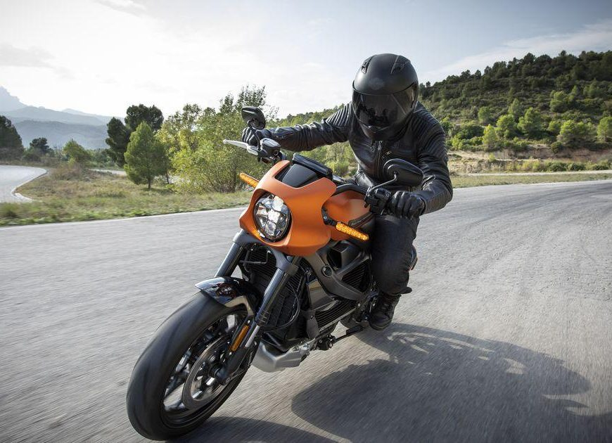 Now you can pre-order Harley-Davidson's LiveWire electric motorcycle