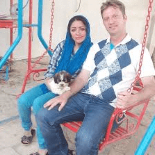 American Navy veteran jailed over 'private complaint,' Iran says