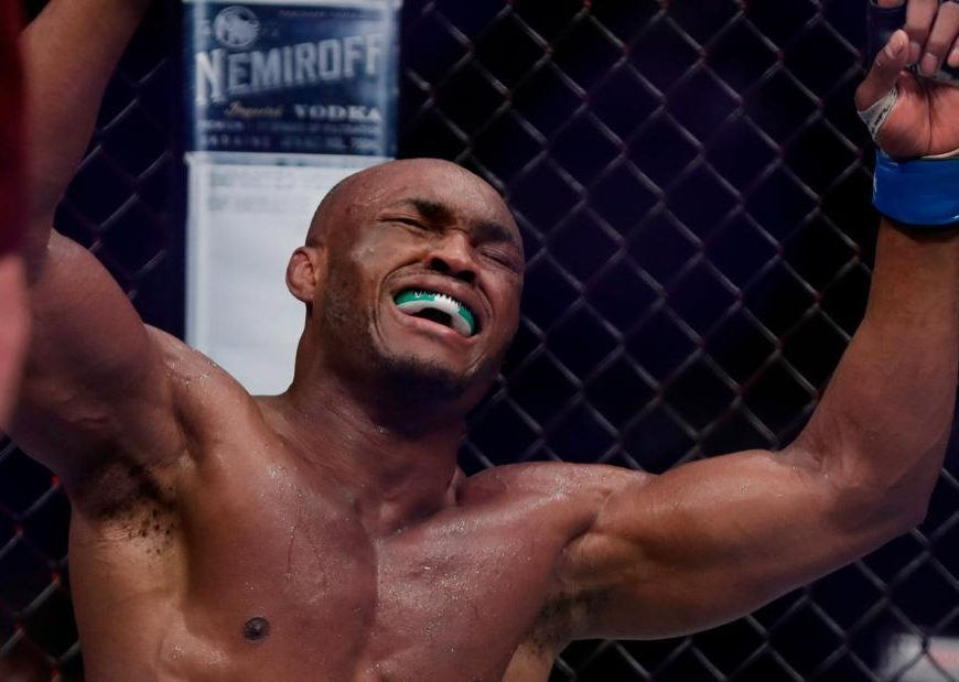 'Nigerian Nightmare' Kamaru Usman is fighting his way to top of UFC