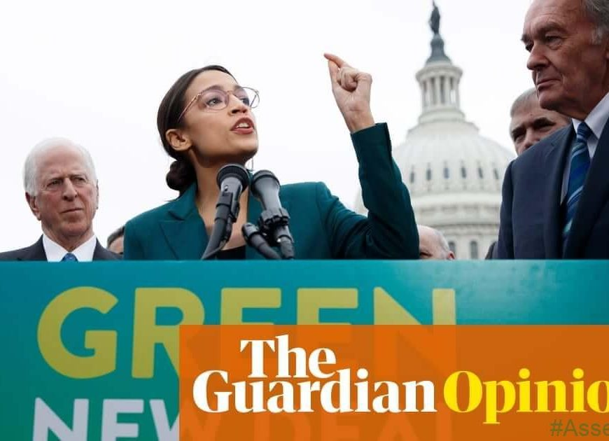 The Green New Deal doesn't just help climate. It's also a public health new deal | Abdul El-Sayed