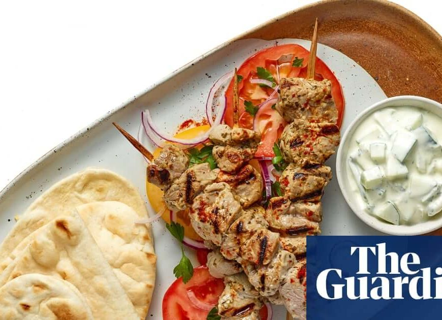 How to cook the perfect souvlaki | Felicity Cloake