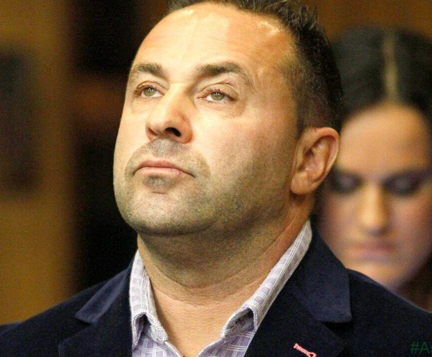 Joe Giudice's shocking transformation revealed after he's released from ICE custody