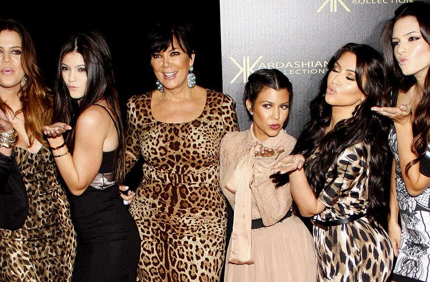 How The Kardashians' Beauty Looks Have Changed Over The Years | Betches