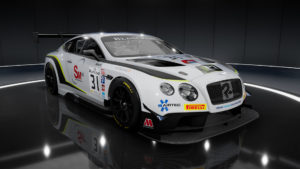 Bentley Continental GT3 2015