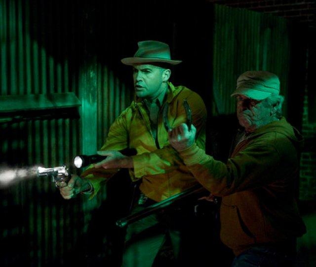 Billy Zane And William Devane In Leprechauns Revenge 2012 Syfy